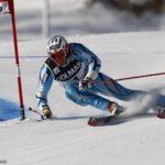 全日本スキー技術選のトップ選手達は、本当にターン前半は長い軸か?アルペンスキーとの比較は? 357