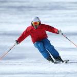 スキー板を素早く切り返す為には、膝の返しの速さが大事なのか? 337